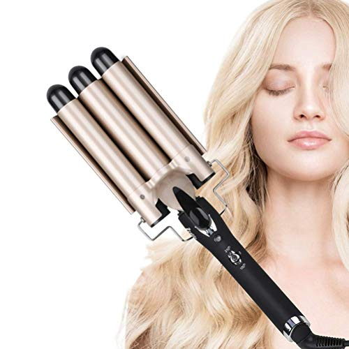 Awesome 3 Barrel Curling Iron