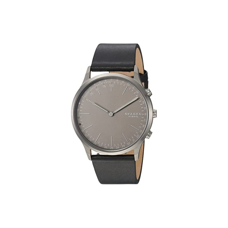Skagen Jorn Connected Leather Hybrid Sma