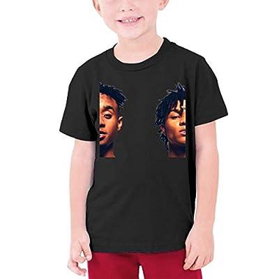Teens Boys Girls Rae-Sremmurd T-Shirt Fashion Youth Shirt