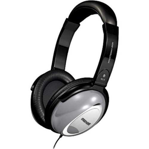 Maxell HP/NC-II Noise Canceling Headphones