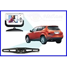 4UCam Wireless Vehicle Backup Rear view Camera With Color LCD Monitor + Night Vision
