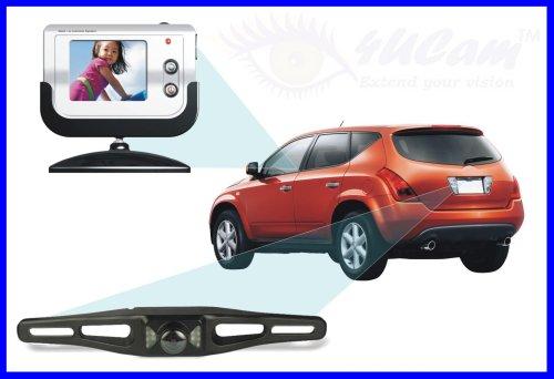 4UCam Wireless Vehicle Backup Monitor