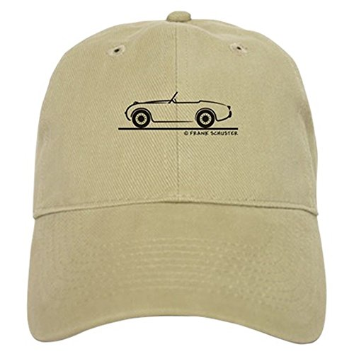 CafePress - 1959 Austin Healey Sprite Cap - Baseball Cap with Adjustable Closure, Unique Printed Baseball (Austin Baseball)