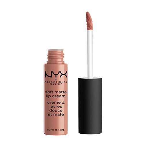 NYX Soft Matte Lip Cream, Stockholm