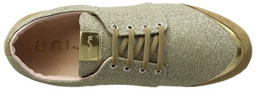 really for sale Unisa Women's Bomba_Ti Low-Top Sneakers Gold (Goldy) cheap store clearance Inexpensive sA0JPxRVDt