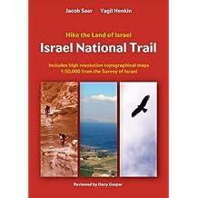 Israel National Trail - Third Edition (2016)