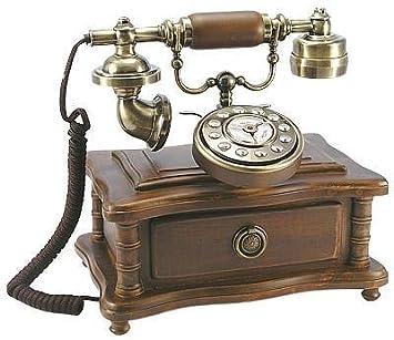 nostalgie telefon 1920 mit altem rrrring sound: amazon.de: küche ... - Nostalgie Küche
