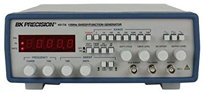 4017A - 10 MHz Sweep Function Generator - 10 MHz Sweep Function Generator - Each