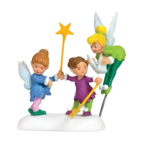 North Pole Village Tinkerbell Figurine