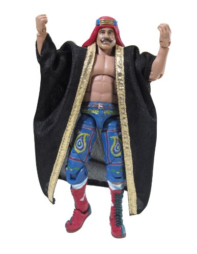 Wwe Legends Iron Sheik Collector (Wwe Mattel Iron Sheik)