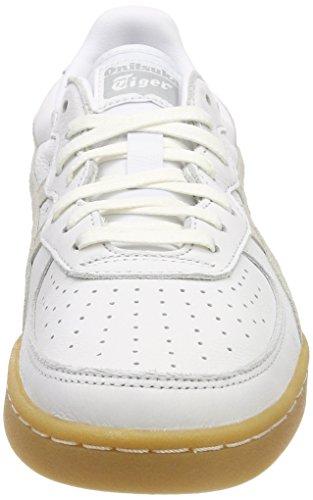 White White GSM Damen Asics Laufschuhe Bianco Mehrfarbig 0101 Nero xqp4YY0n5A