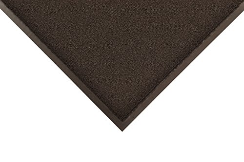 Notrax 141 Ovation Entrance Mat, for Main Entranceways and Heavy Traffic Areas, 2' Width x 3' Length x 5/16'' Thickness, Black by NoTrax Floor Matting