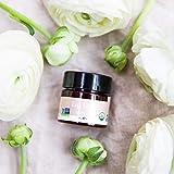 Organic Lip Scrub - Vanilla Sugar Scrub, Lip Scrubs Exfoliator & Moisturizer, Lip Exfoliator, Lip Care Exfoliating Scrub and Lip Moisturizer for Chapped Lips Treatment, Lip Repair for Soft Lips