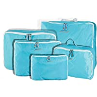 G4U 5pcs Travel Bag Organizer