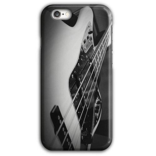 Wellcoda Bass Guitar Jazz Music Instrument 3D Iphone 6 Plus   6S Plus Case