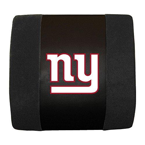 Fremont Die NFL New York Giants Lumbar Cushion, Black, One Size