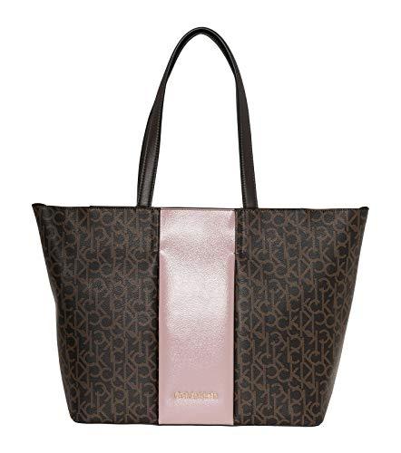 Jeans Calvin Shopper Sacs port Block Klein Mono 4xwq57Pyfw