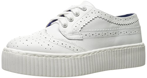 Shellys London Womens Dilys Oxford White
