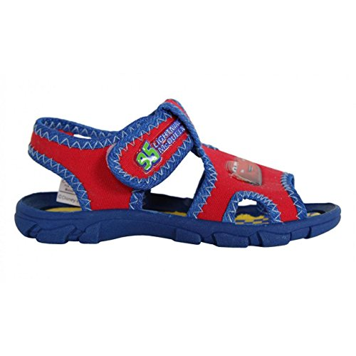 Sandales pour Garçon DISNEY S15520Z 100 RED