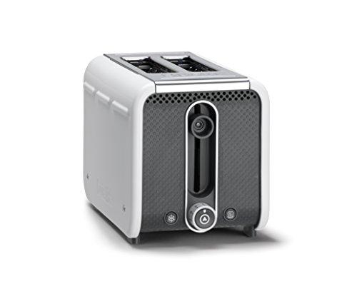 Dualit 26432 Ekobrew Classic Filter, White/Grey (Dualit New Generation Classic 2 Slice Toaster)