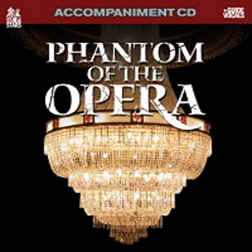 Sing Phantom Of The Opera (Accompaniment 2-CD Set) ()