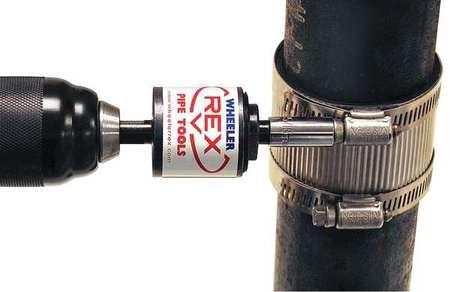 Wheeler-Rex Torque Wrench,Coupling,1/4 Cap,80 in lb (Wheeler Rex Torque Wrench)