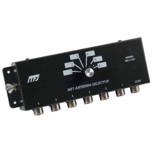 Mfj Antenna Switch - 3