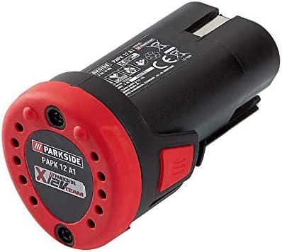 Batería extra de 2 Ah para herramientas de la familia X 12 V