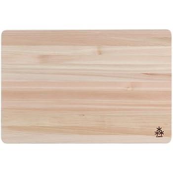 Amazon Com Hinoki Japanese Cypress Wood Cutting Board