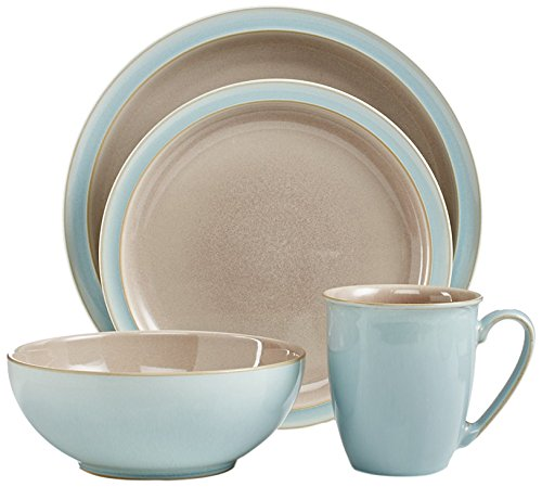 Denby USA Blends Truffle 4 Piece Set, (Denby Patterns)