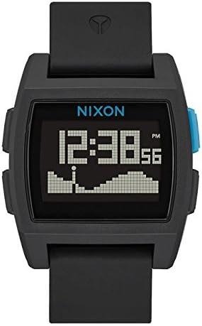 Nixon Reloj Unisex de Digital con Correa en Policarbonato A1104-018-00