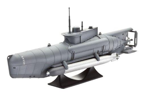 ドイツレベル 1/72ドイツ潜水艦 TypeXXVII B プラモデル