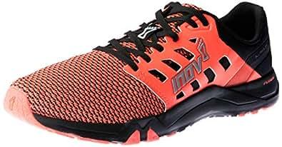 Inov-8 Womens All Train 215 Knit Gym Training Shoe, Pink/Black, 6.5 US
