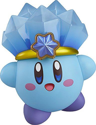 Good Smile Kirby's Dream Land: Ice Kirby Nendoroid Action Figure