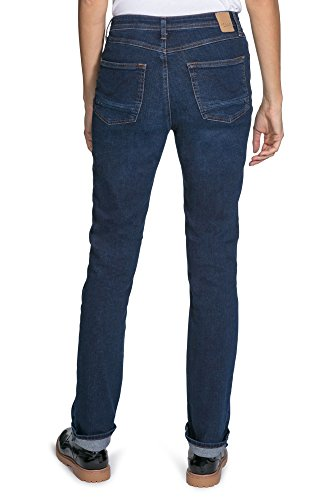 Italo Wash Femme Stone Jeans Straight TXwqrT