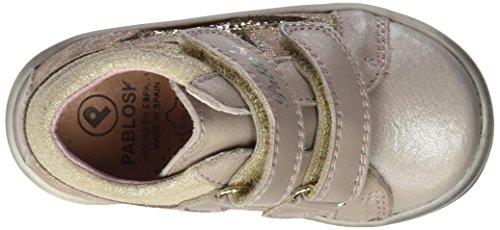 Pablosky 093630 - Zapatillas Niñas Crema