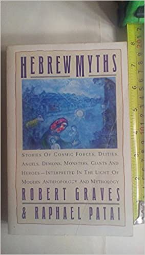 Book Hebrew Myths: the Book of Genesis by Robert Graves (1989-01-01)