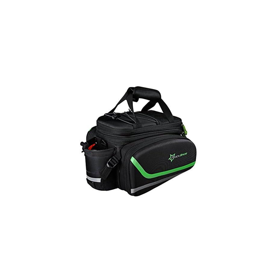 RockBros Bike Bag Rear Carrier Bag Rear Pack Trunk Pannier