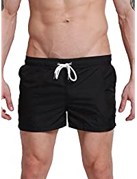 Men's Dry Fit Short With Pockets