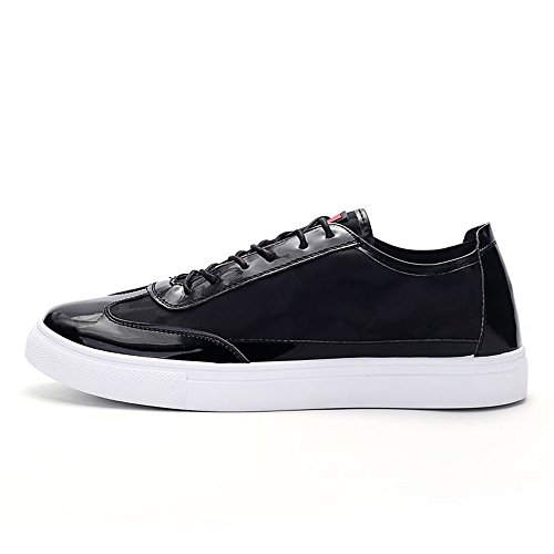 Nero EU Shufang Nero shoes Mocassini Uomo 40 ppPqZRx