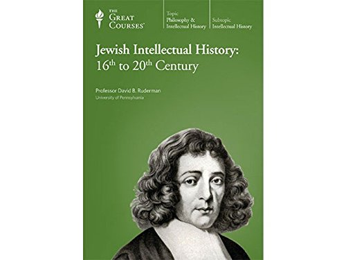 Jewish Intellectual History 16th Century product image