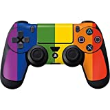 PRIDE PS4 DualShock4 Controller Skin - Vertical Rainbow Flag Vinyl Decal Skin For Your PS4 DualShock4 Controller