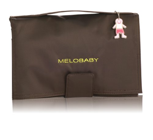 MeloBaby All-In-One Diaper Wallet and Changing Pad - Melochoc by Melobaby