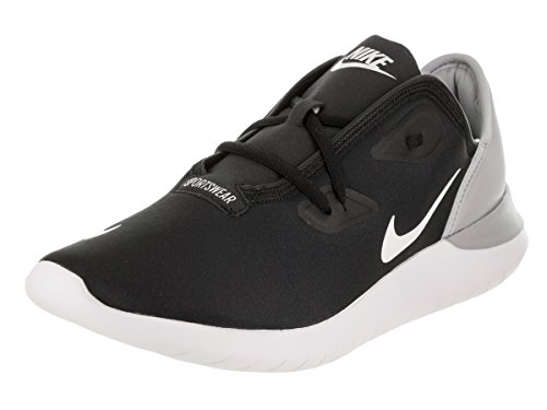 Nike Men's Hakata Competition Running Shoes Black (Black/White-wolf Gre 002) NvevcX