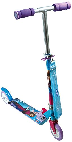 with Frozen Scooters design