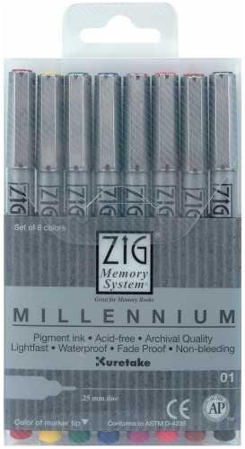 EK Success Millennium Assorted colors product image