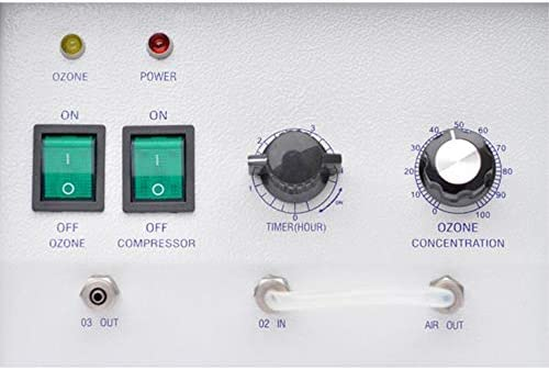GRASSAIR Ozono Agua y Aire purificador Comercial ozono generador ...