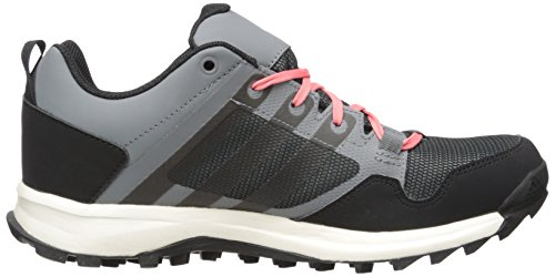 adidas outdoor Womens Kanadia 7 Gore-TEX Trail Running Shoe Vista Grey/Black/Super Blush kNmmSEHnR