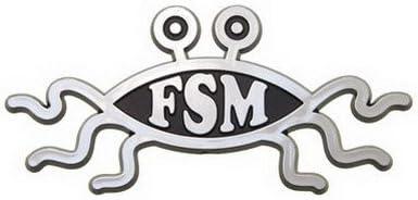 FSM Battant Spaghetti voiture emblème
