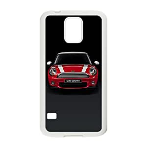 Malcolm Mini cooper sign fashion cell phone case for Samsung Galaxy S5